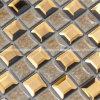Polished плитки мозаики кристаллический стекла края