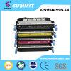 Laser elevado Color Toner Cartridge para o cavalo-força Q5950-5953A