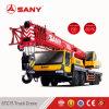 Sany Stc75 75 톤은 2010 년 초침 이동 크레인의 판매를 위해 유압 기중기를 사용했다
