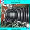 HDPE verbeterde de BinnenRib de Spiraalvormige Windende Type GolfLopende band van de Pijp Drainge