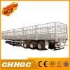 Het bestelwagen-Type van Legering van het aluminium de Oplegger van de Lading van de Vrachtwagen