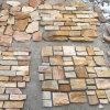 Revêtement desserré de mur en pierre de grès de décoration de mur extérieur (SMC-FS058)
