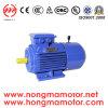 ブレーキモーター、手動ブレーキモーター、DCブレーキ、Yej Hmej-6poles-2.2kw