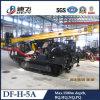 Plate-forme de forage rotatoire Df-H-5A de chenille du Portable 1500m