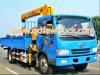 FAW T 임금 131HP 디젤 엔진을%s 가진 10 톤 화물 트럭