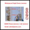 Blocker van de Stoorzender van de Gevangenis van de Stoorzender van het Signaal van de Gevangenis van de Stoorzender van de hoge Macht Waterdichte