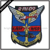 Helikopter Golden Embroidery voor Iron op Patch (byh-10109)