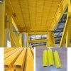 Feuerverzögerndes FRP Pultruded Profil, FRP strukturelle Formen, FRP Kanal