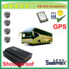 Road Safetyのための6 Alarm Input Support Alarm Systemの学校Bus 3G GPS Mobile DVR