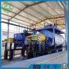 Installation de fabrication d'engrais organique de déchets