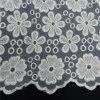 ボイルの綿のScllopedのレースファブリック(L5117)