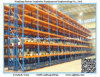 Industrial Multi-Tier Mezzanine Pallet Racking per Warehouse