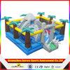 Aufblasbarer Prahler, aufblasbarer Schloss-Überbrücker, aufblasbares federnd Schloss