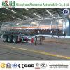 Fabrikant Shengrun 3 de Aanhangwagen van de Olietanker van Assen/De Semi Aanhangwagen van de Olietanker