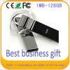 USB Flash Drive de V285W Metal com Key Ring