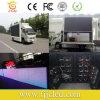Alquiler de camiones P8 Full Color Publicidad móvil instalados en vehículos LED Display
