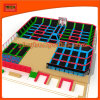 Используемое Bungee Trampoline для Children с сетью безопасности