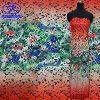 Yjc16420工場提供の花の流行のかぎ針編みの刺繍の卸売のアフリカのレースファブリック
