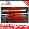 Barres lumineuses stroboscopiques d'avertissement de police de 59 po