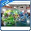 Nuevo diseño de fútbol forma de la bola del agua para Wholesale