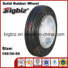 100/30-50 Solid pequeno Rubber Tires e Wheels