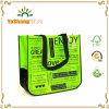 Modo Lululemon promozionale su ordinazione di alta qualità non tessuto con il sacchetto di acquisto laminato