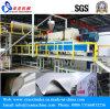 La más nueva línea de la bandera Machine/Production del paño/de la flexión del cartel del PVC