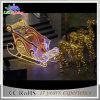 Pferdeschlitten-Auto-Licht des im Freiendes gebrauch-2017 Feiertags-Dekoration-Motiv-2D LED