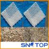 100% Plastikkies-Fahrstraße-Entwässerung-Leitwerk