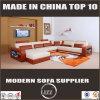 거실을%s 최신 판매 홈에 의하여 사용되는 실제적인 가죽 소파