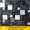 Azulejo de mosaico de cristal con el diseño especial (F04)
