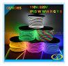 corde au néon de câble de 5050SMD 230V IP65 RVB avec 3 ans de garantie