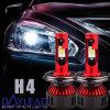 Fluxbeam LED Headlight Kit / Clear Arco-Beam Lâmpadas H4 High / Low Lamp