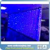Rideau en étoile de la lumière DEL de décoration de barre