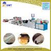 Panneau de marbre d'imitation rigide de PVC/machine en plastique extrudeuse de feuille/plaque