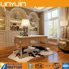 Hölzerne Korn Belüftung-Vinylfliese von China für Häuser