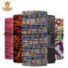 ポリエステルMicrofiberの魔法のスカーフの多機能のカスタムバンダナ