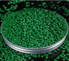 Качество еды пластичное зеленое Masterbatch