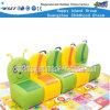 Tipo cadeira da lagarta da mobília do jardim de infância do sofá (HF-09911)