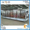 Automatischer Edelstahl 5 Gallonen-Zylinder-Wasser-aufbereitende Zeile