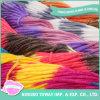 Alta Qualidade Atacado Têxtil Lã Roving Mão Pintado Sirdar Colorido