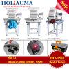 Máquina automatizada venta caliente del bordado de la Uno-Pista del hermano de Holiauma para la camiseta y el casquillo