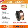 0.9 mmの15kgのプラスチックスプールの銅上塗を施してある固体ミグ溶接ワイヤー(G3Si1/SG2)
