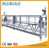Plataforma suspensa de aço galvanizado Zlp1000 suspensão de gôndola de andaimes