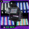 180X3w RGBW imprägniern LED-Stadt-Farben-im Freienlicht