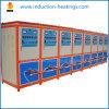 Alambre de acero de la cadena de producción del recocido de la calefacción de inducción
