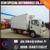 2017 3tons Refrigeration Truck para la venta Sudáfrica con 5m-7m