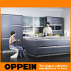 Oppein Modern Line Solid Wood Kitchen Cabinets mit Insel (OP08-L22)