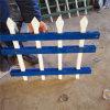 PVC-überzogener dekorativer bearbeitetes Eisen-Garten-Zaun