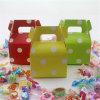 Caja china del caramelo del regalo del cuadrado de la fábrica de la alta calidad